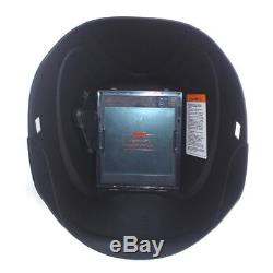 Big view 4 arc sensor DIN5-DIN13 Auto Darkening TIG MIG MMA Welding Mask