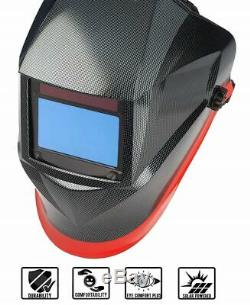 CNR900 Solar Auto Darkening Welding Helmet Arc Tig Mig Mask Grinding Welder Hood