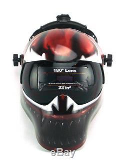 Carnage Save Phace Welding Helmet EFP Eye Safety Marvel Extreme F-Series New
