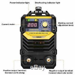 DEKO 110/220V Hot Start Welder MMA ARC Welder Machine IGBT Digital Display LCD