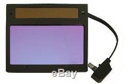 DMNP Solar Auto Darkening Certified Shade 6 to 13 Welding Helmet mask 4 sensors