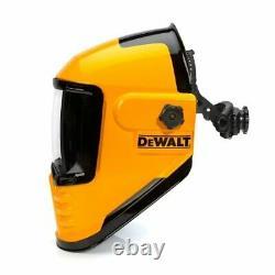 Dewalt-41603 DXMF21011 Wide View Auto-Darkening Welding Helmet