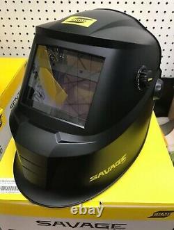 ESAB A40 SAVAGE Automatic Welding Helmet 0700000490