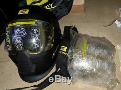 ESAB A50 Sentinel Auto Darkening Welding Helmet with Extra Lenses
