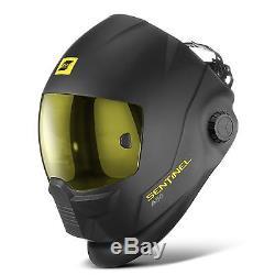 ESAB Halo Sentinel A50 Automatic Welding Helmet 0700000800, BAG & TIG GLOVE