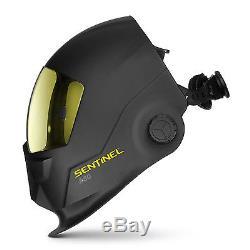 ESAB Halo Sentinel A50 Automatic Welding Helmet 0700000800, BAG & WELDING GLOVE