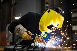 ESAB SAVAGE A40 Auto Darkening Welding Helmet 9-13 please choose Black or Yellow