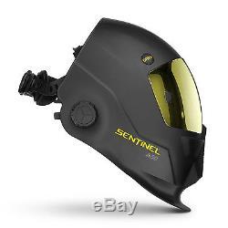 ESAB Sentinel A50 Automatic Welding Helmet, 5.0 Glasses, & Revco Cap (BC5W-BK)