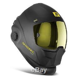 ESAB Sentinel A50 Welding Helmet-0700000800- BUY 1 GET 1 NON AUTO DARKENING HOOD