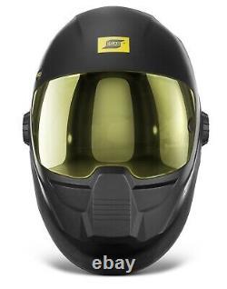 ESAB Sentinel A50 Welding Helmet With XL Steiner Welding Jacket, Free Glasses