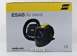 ESAB Warrior Tech Welding Helmet PAPR 850mm Hose BRAND NEW