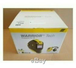 ESAB Warrior Tech Welding Helmet with PAPR Unit (Air Fed)