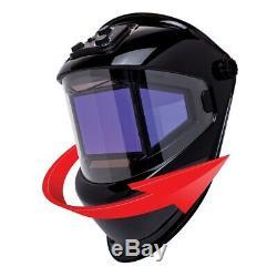 Eastwood XL Panoramic View Welding Helmet True Color Auto Darkening