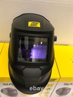 Esab 0700000490 Savage A40 9-13 Black, Welding Helmet (replaces 0700000480)