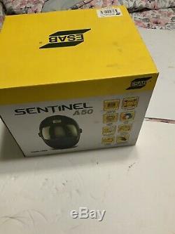Esab Sentinel A50 WELDING HELMET. USED