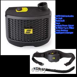 Esab Sentinel Airfed Welding Shield Helmet c/w PAPR for air