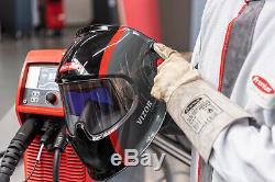 Fronius Vizor Connect Bluetooth Auto Darkening Welding Helmet, Shade 5-12