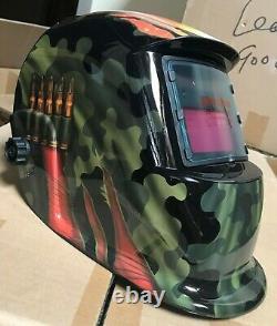 GBLD Solar Auto Darkening Welding/grinding Helmet certified hood Mask GBLD$$
