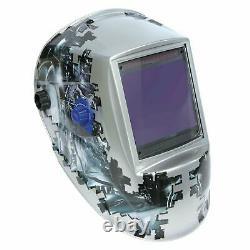 Gys Space View Auto-darkening Welding Helmet