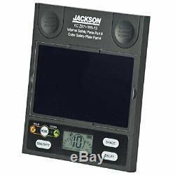 JACKSON SAFETY 46128 Insight Digital Variable Auto Darkening ADF Cartridge, Univ