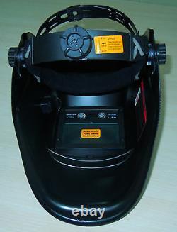 JJKD Solar Auto Darkening Welding Helmet Arc Tig mig certified mask grinding