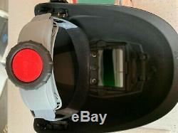Jackson Auto darkening welding helmet WH70 BH3 46157