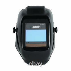 Jackson Safety 46131 Insight Variable Auto Darkening Welding Helmet, HLX NEW