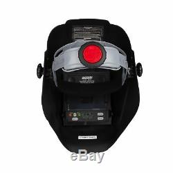 Jackson Safety 46131 Insight Variable Auto Darkening Welding Helmet, HaloX, B