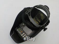 Jackson Safety 46159 TrueSight II Digital Auto Darkening Welding Helmet, Black