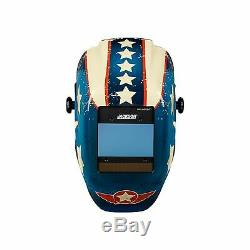 Jackson Safety Auto Darkening Welding Helmet Insight Variable Shade 46101 New