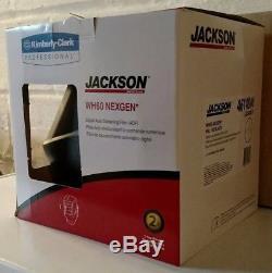 Jackson Safety BLACK SHADOW NEXGEN w60 welding helmet HOOD auto darkening HSL100