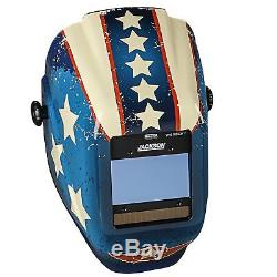 Jackson Safety Insight Variable Auto Darkening Welding Helmet 46101, HaloX, &