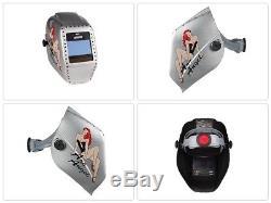 Jackson Safety Insight Variable Auto Darkening Welding Helmet (46130), HaloX, AD