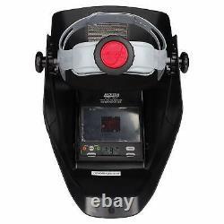Jackson Safety Insight Variable Auto Darkening Welding Helmet, Universal