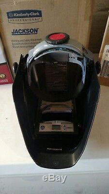 Jackson Safety SHADOW NEXGEN w60 welding helmet HOOD auto darkening HSL100