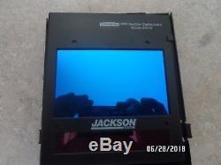 Jackson W60 nexgen auto darkening lens