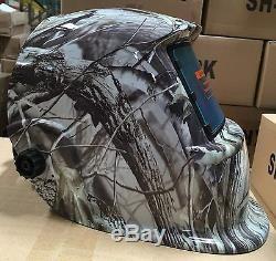 KRK Solar Auto Darkening Welding Helmet Arc Tig mig certified mask grinding $$$