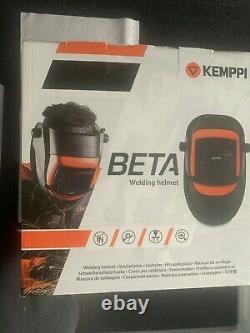 Kemppi Beta 90X Welding Helmet ADF Weld and Grind