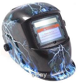LBT New Solar Auto Darkening Welding/Grinding hood helmet Mask Cap