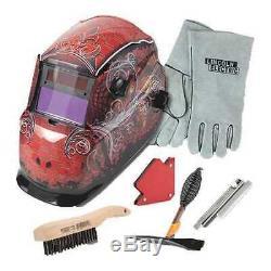 LINCOLN ELECTRIC KH961 Welding Helmet Kit, For VIKING(TM) Series