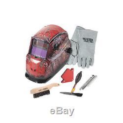 LINCOLN ELECTRIC Welding Helmet Kit, For VIKING(TM) Series, KH961