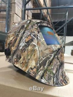 LTK New Solar Auto Darkening Welding/Grinding Helmet certified Hood shell