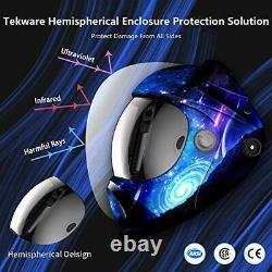 Large Viewing Screen Welding Helmet Auto Darkening, Luminous True Color Welding