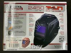 Lincoln Electric 2450 Jessi The Welder4C Auto-Darkening Welding Helmet K4437-4