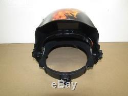 Lincoln Electric Auto-Darkening Welding Helmet with Gloves