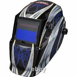 Lincoln Electric Auto-Darkening Welding Helmet withGrind Mode- Eliminator K3320-2