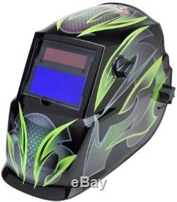 Lincoln Electric Galaxsis Auto Darkening Variable Shade 9-13 Welding Helmet