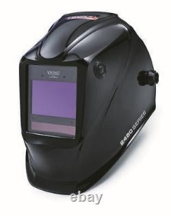 Lincoln Electric K3028-4 VIKING 2450 Black Welding Helmet
