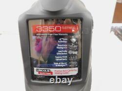 Lincoln Electric K3034-4 VIKING 3350 Auto Darkening Welding Helmet Black