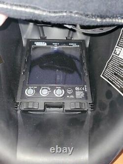 Lincoln Electric K3101-4 VIKING 3350 Auto Darkening Welding Helmet with 4C Lens
